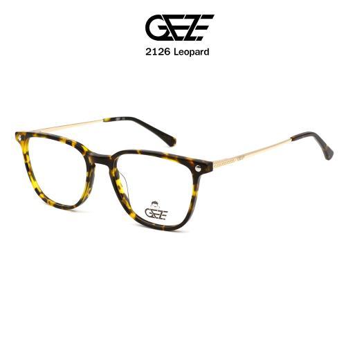 กรอบแว่นผู้ชาย วินเทจ  GEZE รุ่น YC-2126-C2